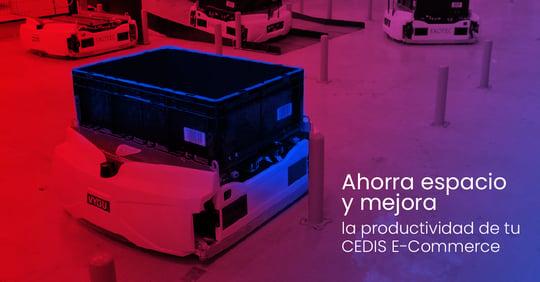Mobile robots 3D e-Commerce