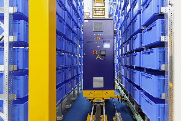 materiales almacén control