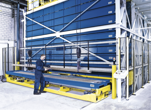 Why GIEICOM is the best choice for automated warehouses?