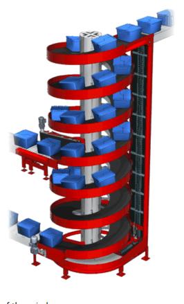 sistema de elevadores